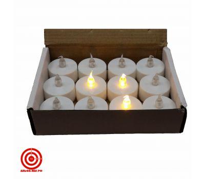 Свечи светодиодные электронные набор 12 шт