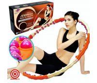 Массажный обруч для похудения Jemimah 1,7 кг