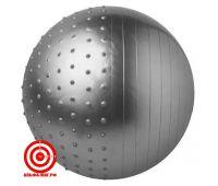 Мяч массажный 65 см с насосом