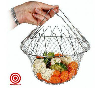 Складная решетка для приготовления пищи