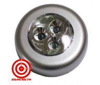Светодиодный светильник на батарейках