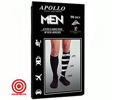 Гольфы мужские компрессинные Apollo 90 Den