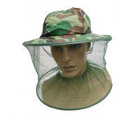 Накомарник шляпа от комаров