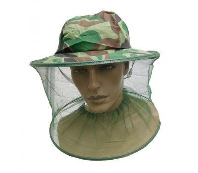 Накомарник шляпа от комаров купить в Новосибирске