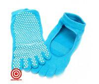 Носки для йоги открытые