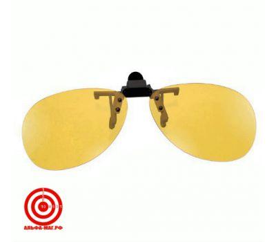 Насадка на очки антифары