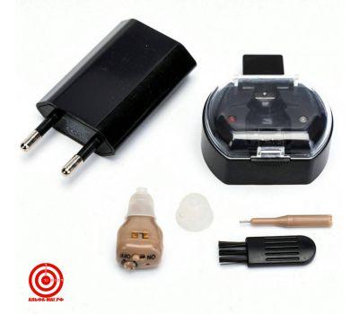 Усилитель слуха с зарядкой
