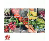 Кухонный экран овощи