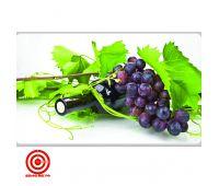 Кухонный экран виноград