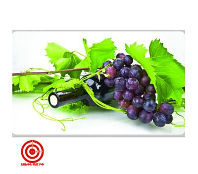 Экран защитный кухонный Виноград
