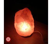 Солевой светильник 3-5 кг с диммером