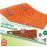 Аппликатор Ляпко коврик большой 275 х 480 мм, шаг игл 6,2 мм