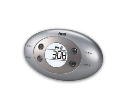 Безмен Fleur EL31-31P багажные весы/ термометр/будильник