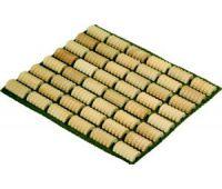 Массажный коврик деревянный 285х335