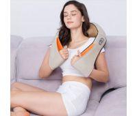 Массажер для шеи и спины с ИК прогревом