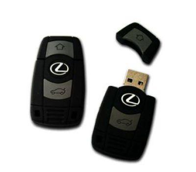 USB накопитель флешка ключ автомобиля Lexus 16 Гб