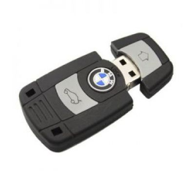 USB накопитель флешка 8 Гб ключ автомобиля BMW