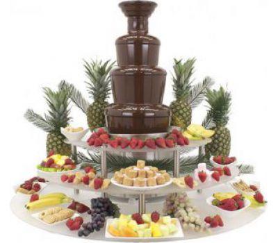 Шоколадный фонтан аренда Новосибирск