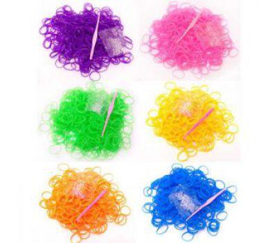Резинки для плетения браслетов с фруктовым запахом