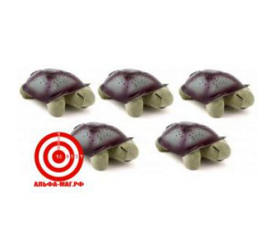 Ночник проектор Черепаха 5 шт