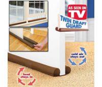 Защита от пыли и сквозняка Twin Draft Guard