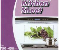 Экран кухонный защитный