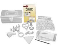 Набор для украшения тортов Кондитер (Cake decorating kit)
