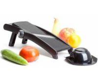 Терка - мандолина с прокручивающимися ножами