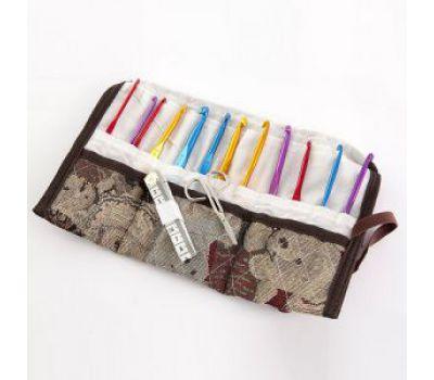 Набор крючков для вязания Мастерица