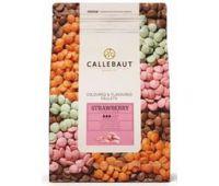 Шоколад клубничный Barry Callebaut 2,5 кг