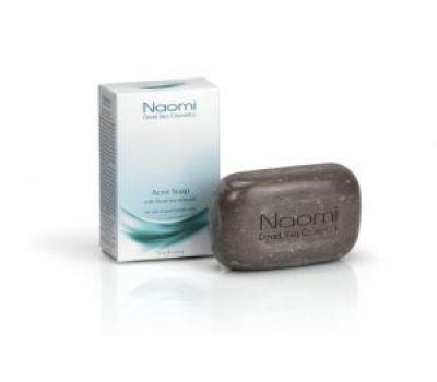 Мыло против акне Naomi (Наоми) с минералами Мертвого моря