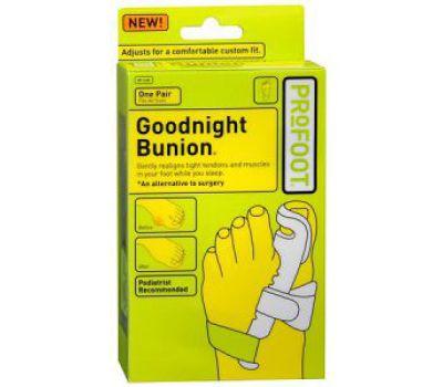 Корректор большого пальца ночной