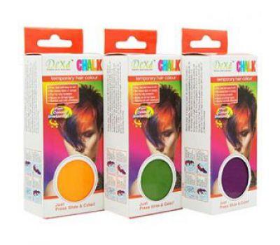 Мелки для волос DeXd temporary hair chalk