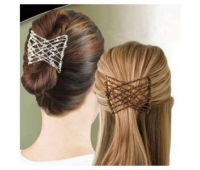 Чудо заколка для волос Изи Коум (Изи Хоум, Easy Comb, EZ Combs) 2 штуки!